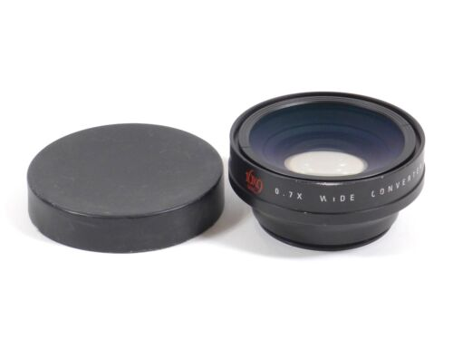 16x9 HDV7X1 .7x Wide Angle Lens Adapter Converter 72mm Screw Mount