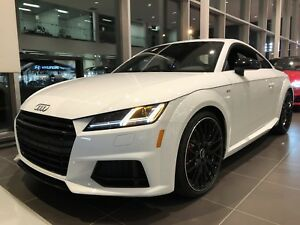 2018 Audi TT Coupe None