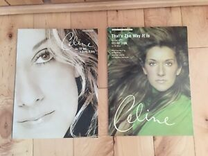 Celine Dion Sheet Music