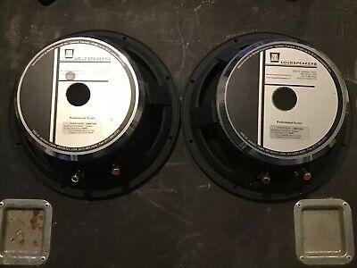 "3-3//4/"" Lot of 2 Cerwin-Vega Logo Dustcap Concave"