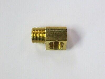 38 Npt 90 Degree Brass Street Elbow