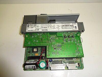 Allen-bradley 1747-l542p C Slc500 Slc 504 Cpu Controller 32k