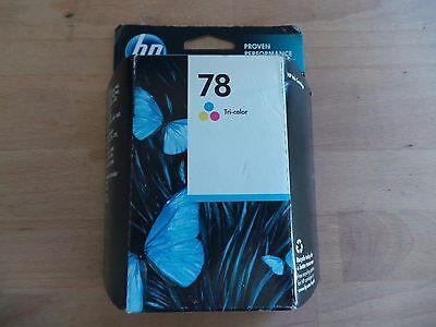 78 TRI COLOR ink jet Cartridge HP PhotoSmart 1315 P1000 P1100 1218 1215 printer