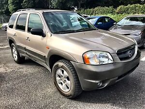 Superbre Mazda Tribute V6 Automatique Traction avant