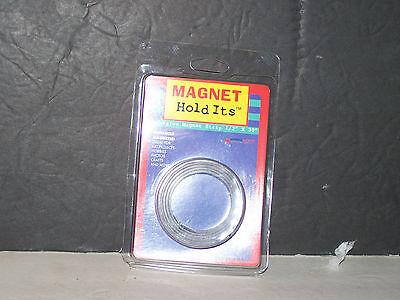 Magnet Hold Its Adhesive Magnet Strip 12 X 30 Nip