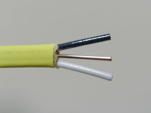 50 ft 12/2 NM-B WG Romex Wire/Cable
