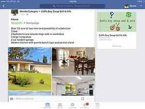 HOUSE FOR SALE WOOLGOOLGA  COFFS HARBOUR  NSW Coffs Harbour Coffs Harbour City Preview