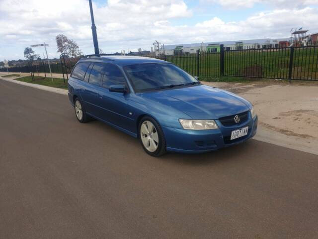2005 Holden Commodore Acclaim Wagon - Auto with 3 month'