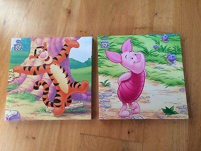 Kinderbilder Winnie Pooh zwei Stück