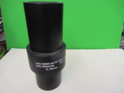 Leitz Wetzlar Camera Adapter 376102 Microscope Part Optics As Pictured 15-a-71