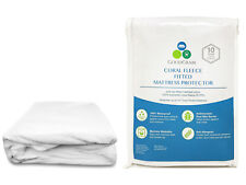 100% Waterproof Premium Plush Terry Mattress Covers/Protector - Assorted Sizes