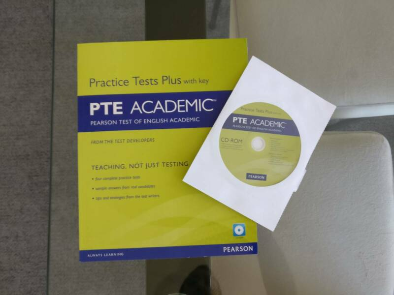 PTE Academic Practice Tests Plus with CD | Textbooks