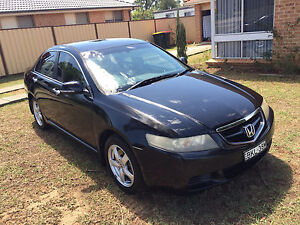 Honda Accord Euro 2004, Auto, Oct Rego, Log Books Rooty Hill Blacktown Area Preview