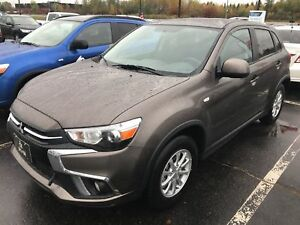 2017 Mitsubishi RVR SE 4X4, Back Up Camera, Heated Seats