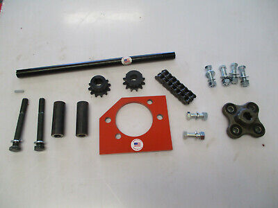 Allis-chalmers D15 Gaslp Tractor Front Hydraulic Pump Mounting Kit