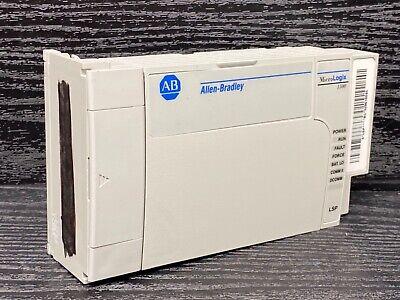 Allen Bradley 1764-lsp Ser A Rev C Frn 3 Micrologix 1500 Processor Unit Cpu Plc