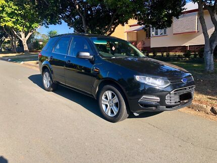 2011 Ford Territory DT V6 5 seater RWD Margate Redcliffe Area Preview