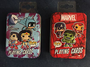 Funko Pop! Playing Cards