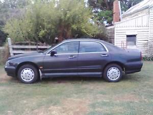 1996 Mitsubishi Magna Sedan Leitchville Gannawarra Area Preview