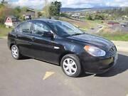 From $38 per week on finance* 2007 Hyundai Accent Sedan Auto South Launceston Launceston Area Preview
