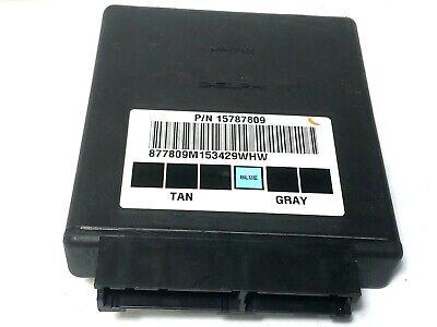 2005 - 2009 Chevrolet Trailblazer Envoy Body Control Module BCM 15787809 OEM !