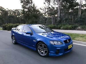 2012 Holden Commodore 6 Speed Manual SV6