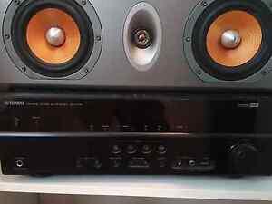 Yamaha Rxv373 bose surround sound AV system Surry Hills Inner Sydney Preview
