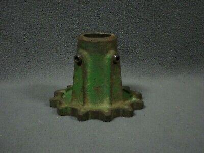 Vintage John Deere Planter Gear P2205-b Farm Implement Part Steampunk Lamp Base