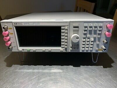 Hp-agilent E4437b Esg-dp 250khz-4ghz Signal Generator W Options