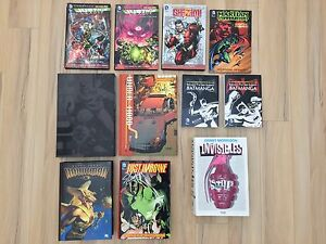Assorted DC COMICS Hardcovers, Omnibi & Trades Landsdale Wanneroo Area Preview