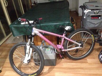Kona hard tail mountain bike  Corlette Port Stephens Area Preview