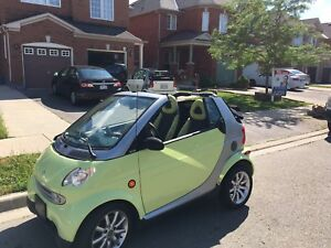 For sale Smart Convertible