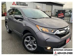 2018 Honda CR-V EX; Local & No accidents! Only 3006 KMS!