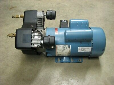General Air Products Compressor Pump Ol610v100a For Fire Sprinkler System 1 Hp