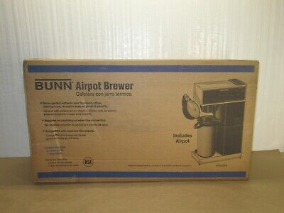Bunn 33200.0014 Vpr-aps Pourover Airpot Coffee Brewer Airpot Is Not Included