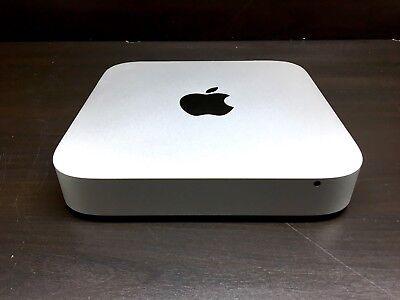 Apple Mac Mini DUAL CORE i5 1.4Ghz 1TB Storage / 4GB RAM / 2014 Model / Warranty
