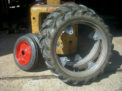 Ih Farmall Mccormick Cub High Crop Rims And Tires Cub 15 Inch Rims 30 Inch Rims