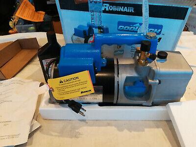 Robinair 15400 Vacumaster Economy 4 Cfm Vacuum Pumps