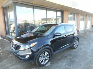 2014 Kia Sportage SX Luxury SX Luxury