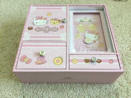 Sanrio Hello Kitty musical jewelry box