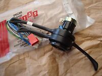 Devio Luci Fiat Fiorino 127 5959342 Switch Unit - Nero/black Fiat -  - ebay.it