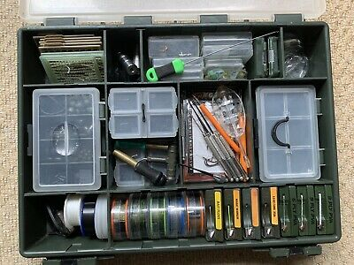 Fox Carp Fishing Tackle Box,Korda,Nash, ESP