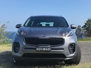 2017 Kia Sportage Thirroul Wollongong Area Preview