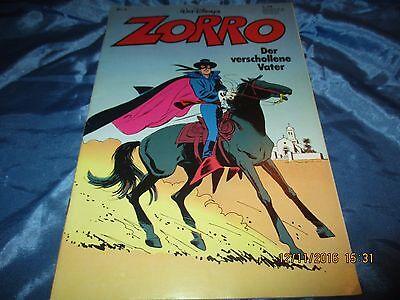 Walt Disney Comics :  ZORRO ,  Nr. 4  ,  ehapa  1980 , Kult Comic //  #  1617