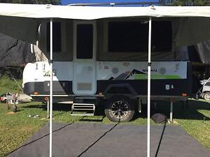 2014 Jayco Swan Outback Coorparoo Brisbane South East Preview