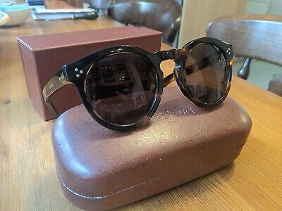 Illesteva Leonard 2 Sunglasses - Sand - Excellent Condition - Unisex