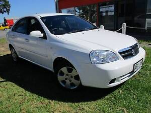 2005 Holden Viva Sedan Goolwa Alexandrina Area Preview