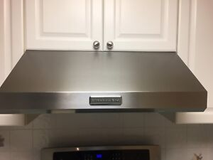Kitchen Aid Range Hood