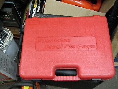 Starrett Precision Steel Pin Gage Set .917 To 1.000 New
