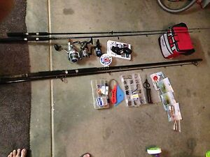 Miscellaneous fishing gear Hamlyn Terrace Wyong Area Preview